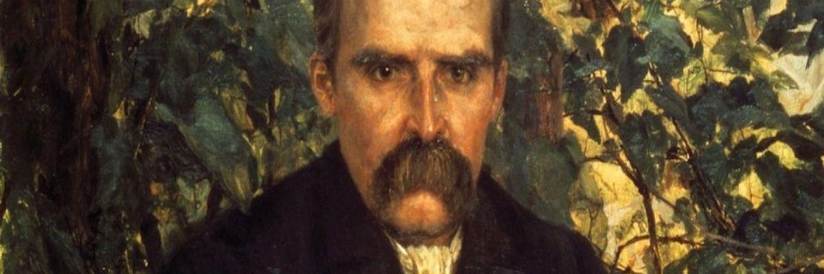 Metafizica lui Nietzsche, Martin Heidegger