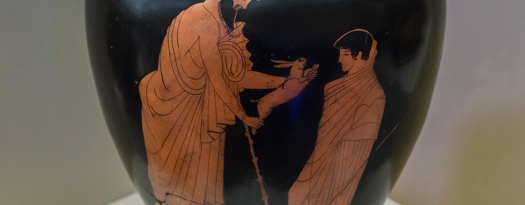 Despre relația dintre erastes și eromenes în Grecia Antică