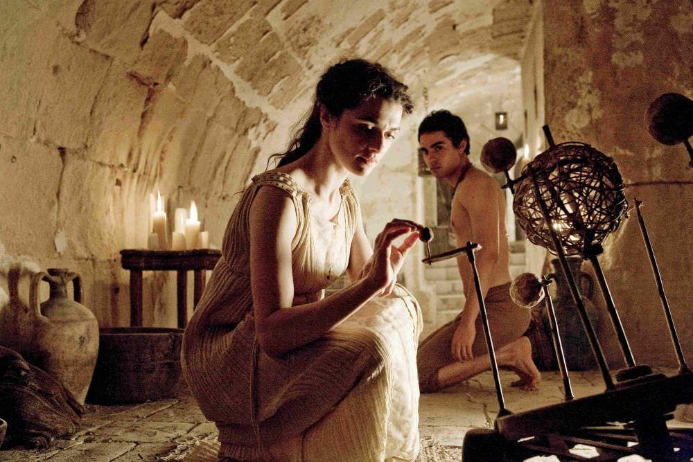 """Hypatia din Alexandria femeia care a fost """"un genial filosof"""""""