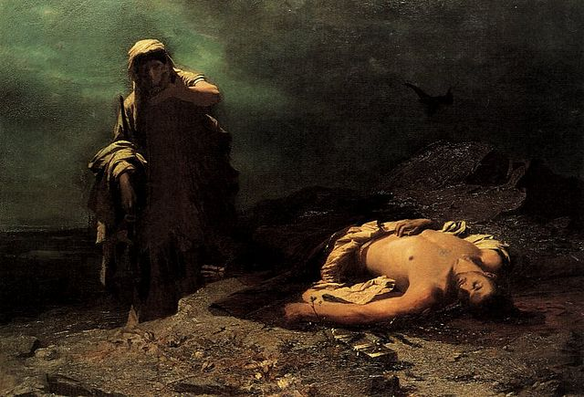 Reprezentările mitului tragic al Antigonei în operele de artă