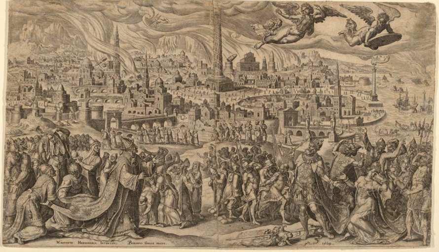 Imperiul Persan și grandoarea expansiunii sale teritoriale- din Hindu Kush la Asia Minor