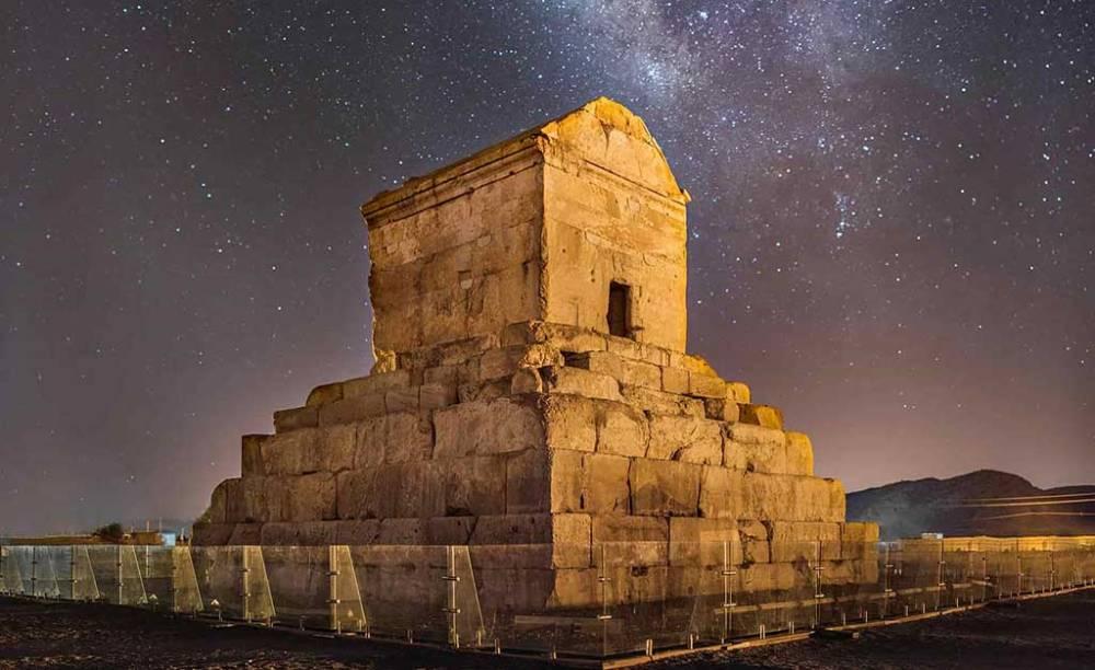 Imperiul Persan și grandoarea expansiunii teritoriale- din Hindu Kush la Asia Minor