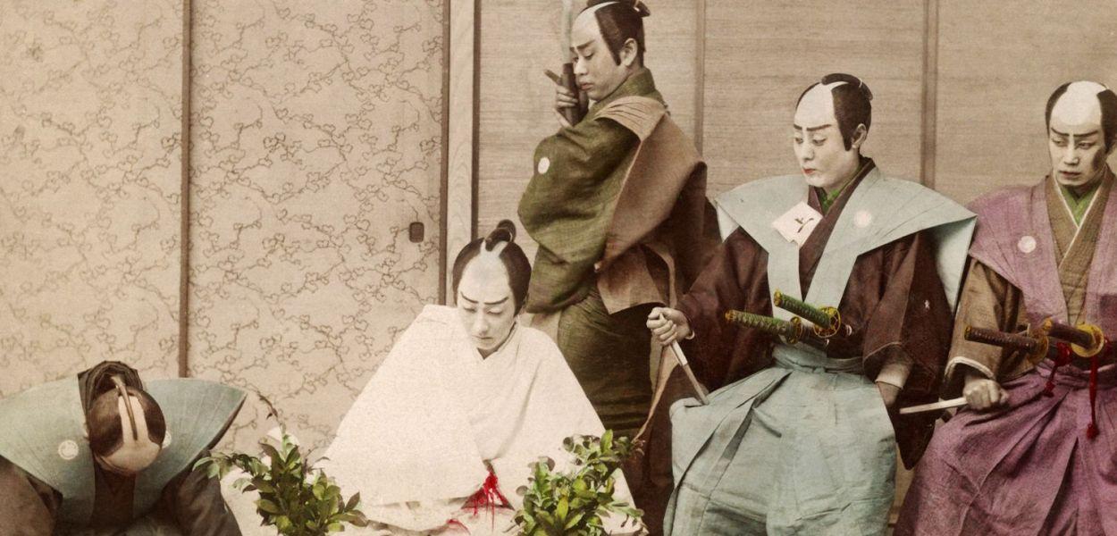 Japonia neînțeleasă sepukku hara-kiri între tradiția niponă și dizgrația Occidentală