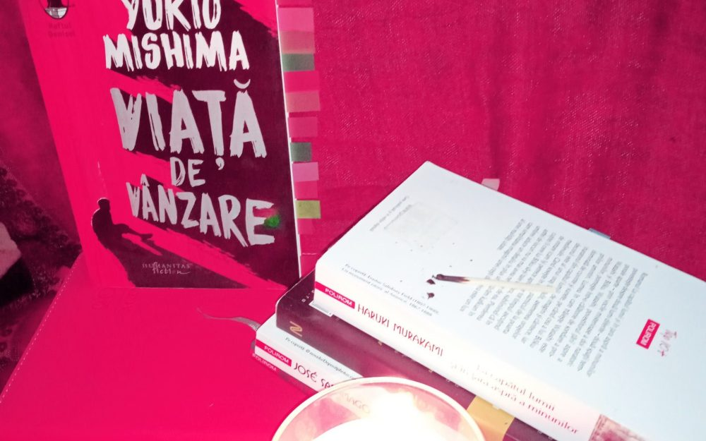 """Yukio Mishima despre o existență și moarte inutile în """"Viață de vânzare"""""""