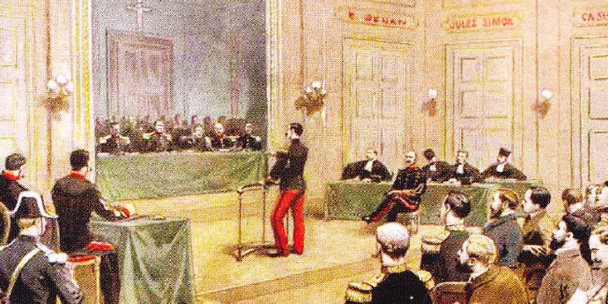 Afacerea Dreyfus -antisemitismul social născut în Franța