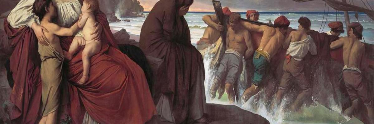 Mitul energiei negative a feminității - Medeea în viziunea lui Euripide
