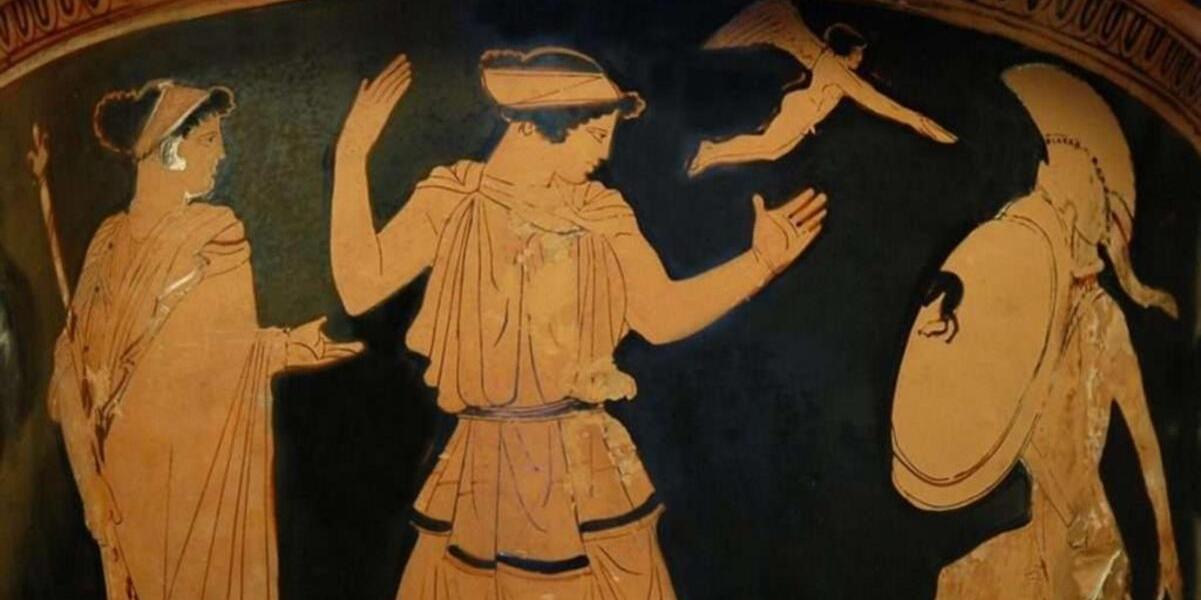 Perspectiva lui Euripide asupra mitului Elenei din Troia